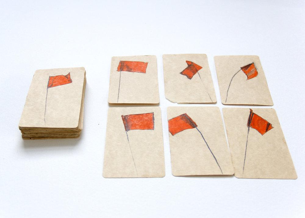 Seed row flags