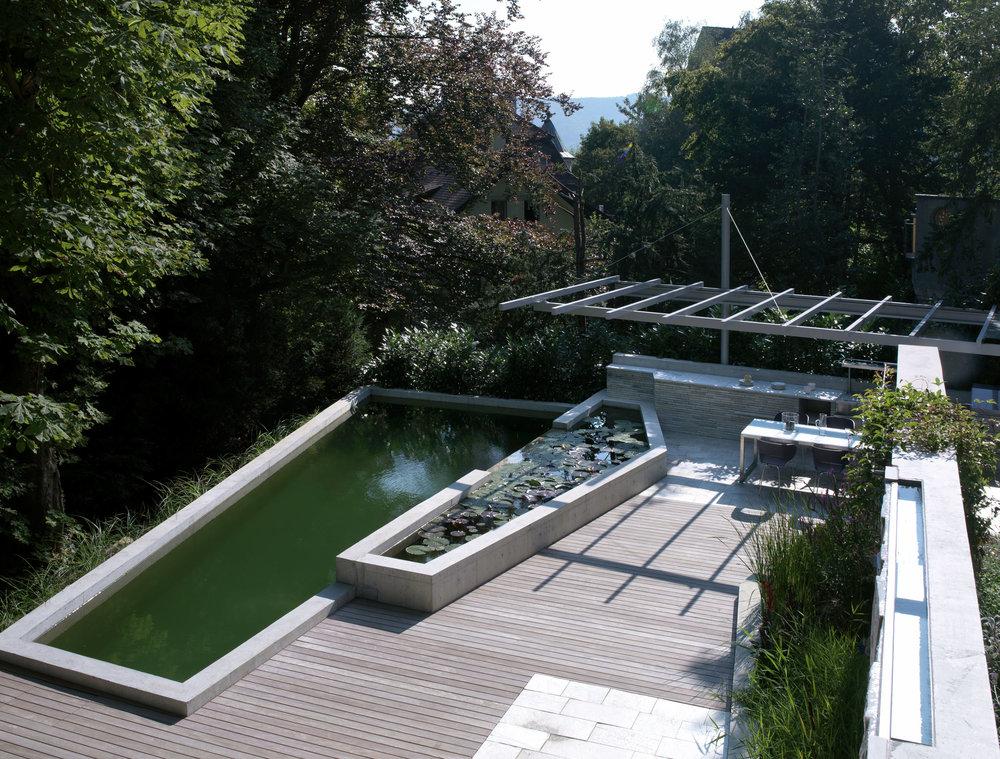Zurich Biopool - Zurich, Switzerland