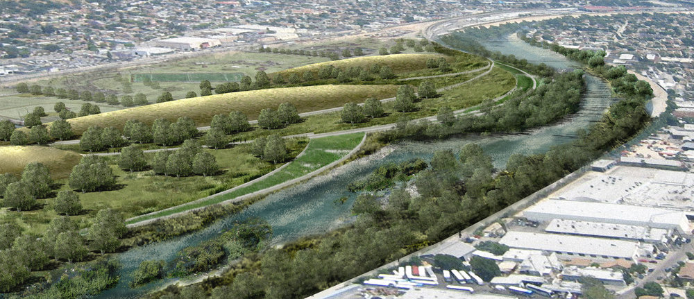 Los Angeles River Master Plan - Los Angeles, CA