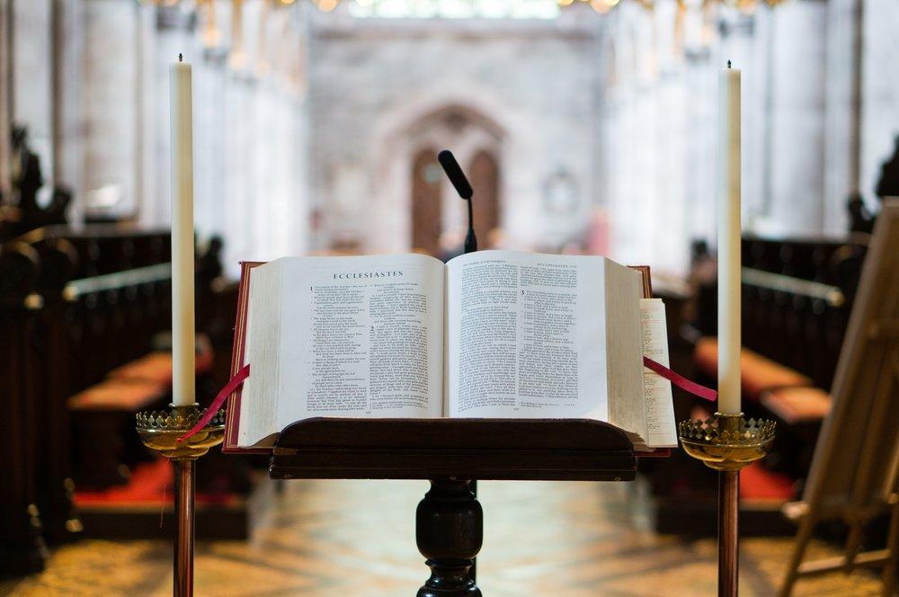 LESSON 9:A Sermon -