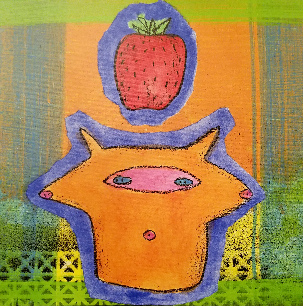 Mark Freeland, Fox and Strawberry.jpg