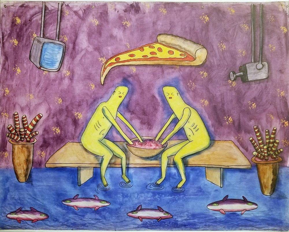 Mark Freeland, Pizza.jpg