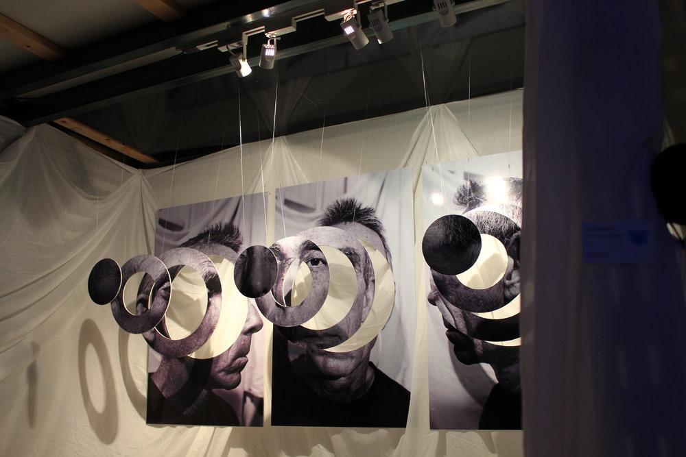 Three Point Introspection ,  Nerv Gallery, Dallas, TX. 2013