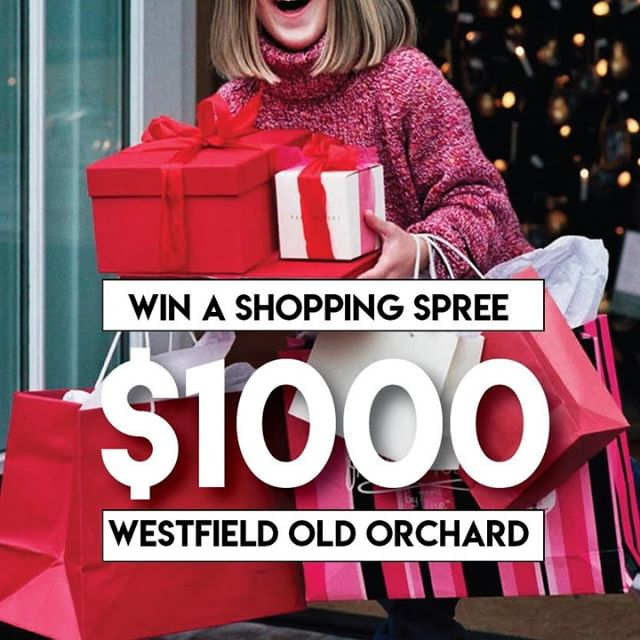 We're making your holiday season a little brighter! We're giving way a $1000 gift certificate for a shopping spree at @westfieldoldorchard. Simply sign up for the Chicago Woman newsletter at the link in our bio! Contest ends Friday at 12 noon! #contest #chicago #chicagocontest #happyholidays #shopyourheartout