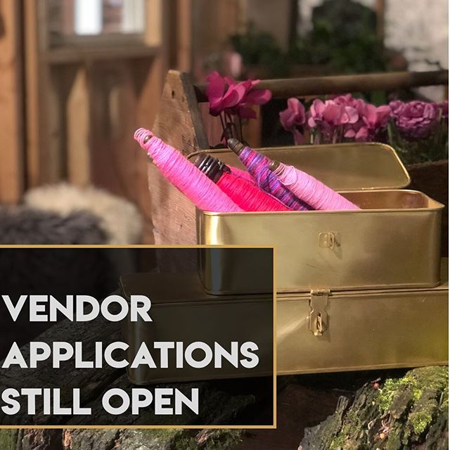 Join the vendor family for our spring market! We are continuing to receive vendor applications from local artists, small businesses, and unique creators! — We can't wait to meet you and share your brand with this wonderful city. — APPLY NOW! Link in bio.