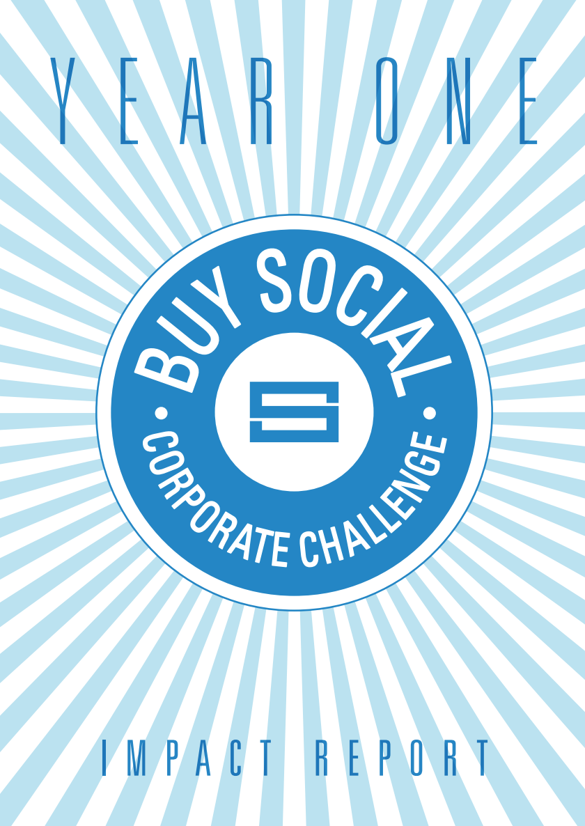 SOCIAL ENTERPRISE UK BUY SOCIAL REPORT 2017