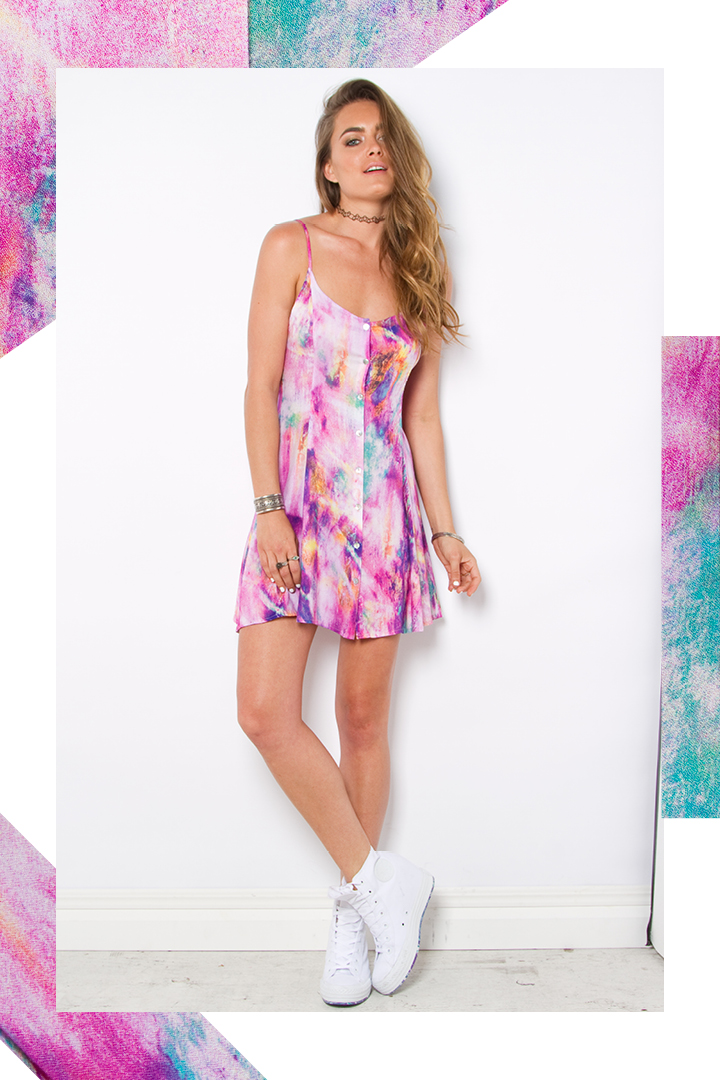 Creative for Tie Dye Trend
