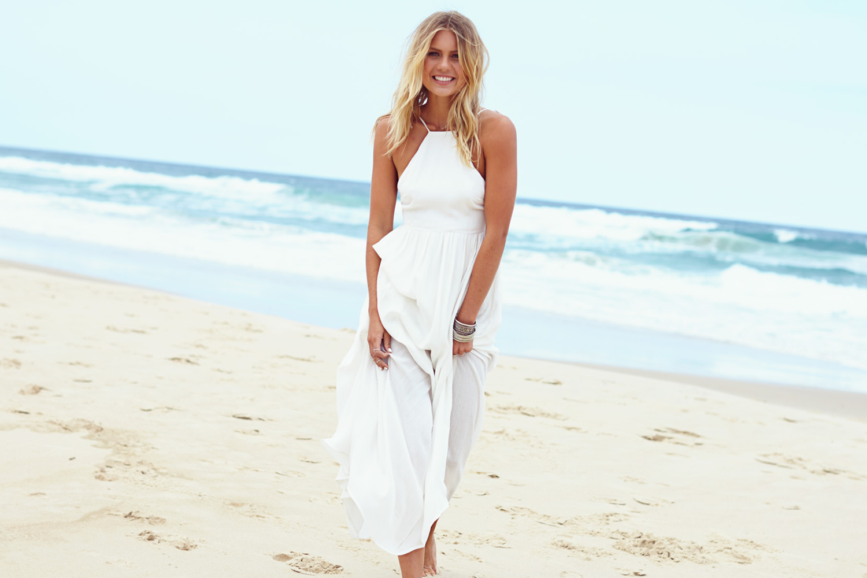 Summer Breeze Maxi Dress