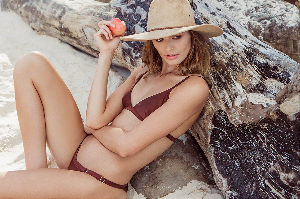 4e0a6365f1b3 SOMEDAYS LOVIN TIDAL MOODS BIKINI BOTTOM SEPARATE | SOMEDAYS LOVIN TIDAL  MOODS TRIANGLE TOP SEPARATE | CAMEL HIGH NOON SUEDE HAT