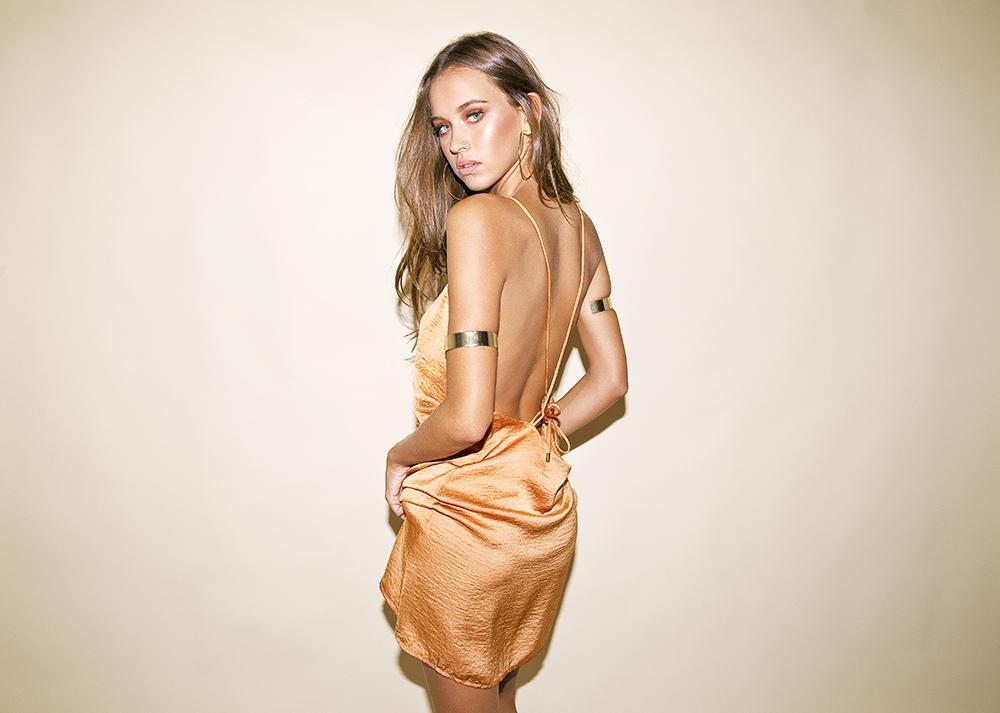 Jackal Mini Dress