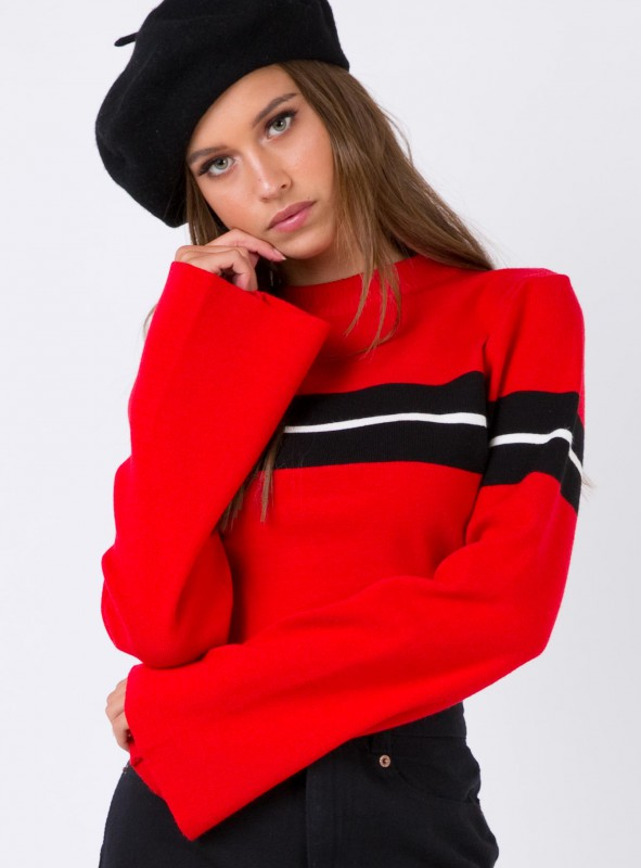 SERENA HYDE LONG SLEEVE CROP KNIT RED.jpg