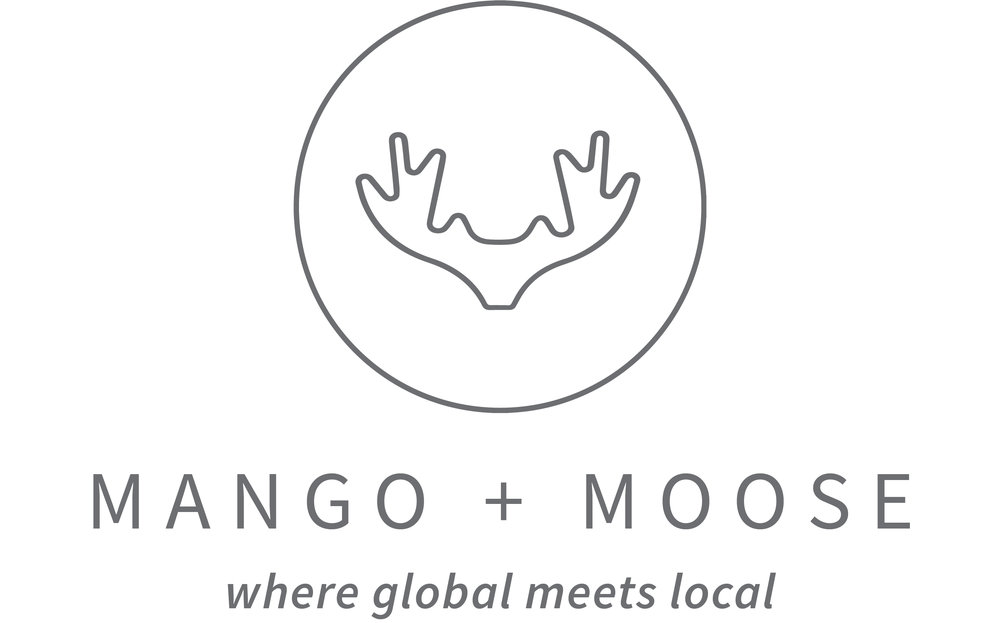 Mango + Moose - Logo Design for Mango + MooseNovember 2018