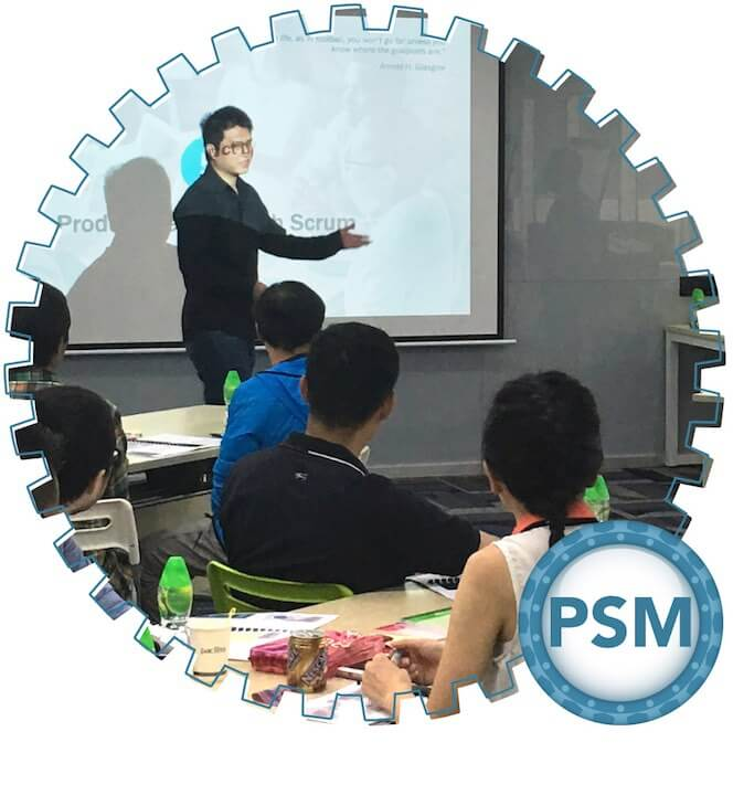 PROFESSIONALSCRUM Master -