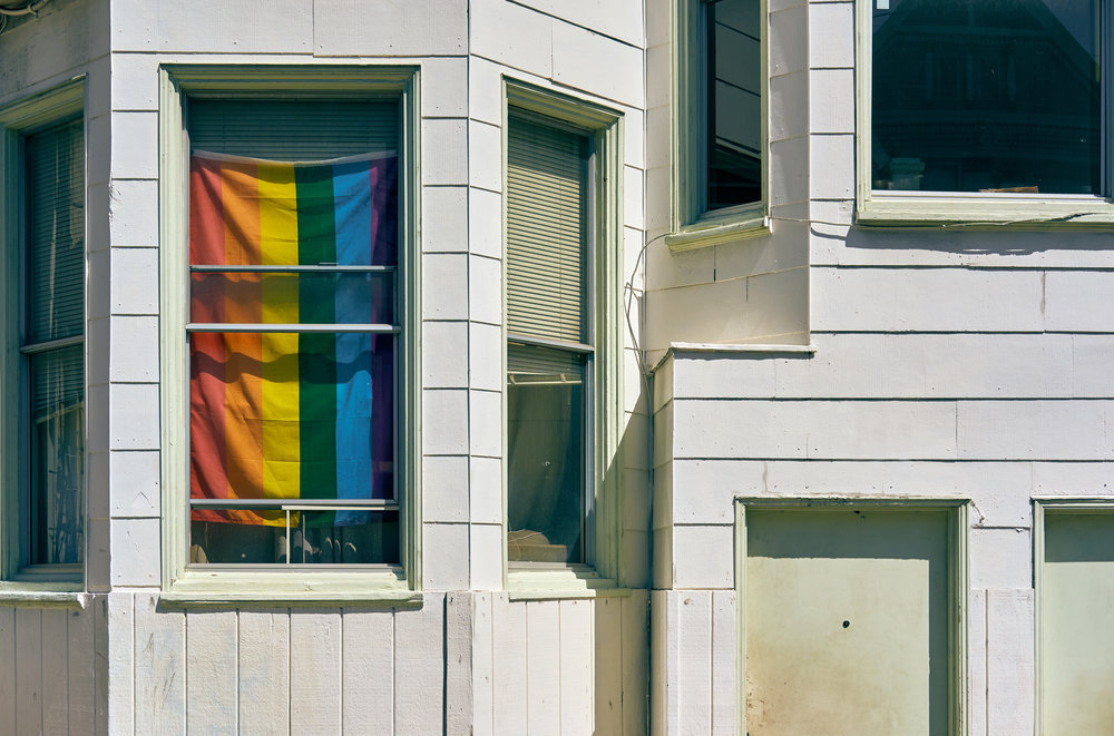 rainbow-flag-in-window-WKF9JAR.jpg