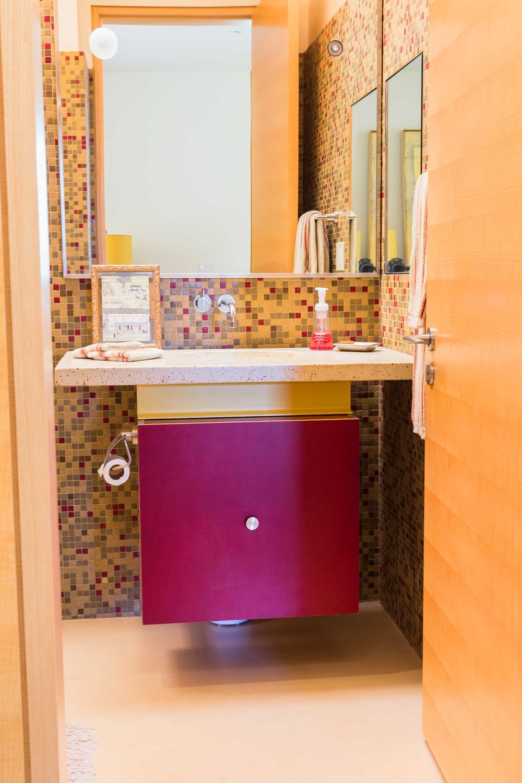 Small Bathroom I