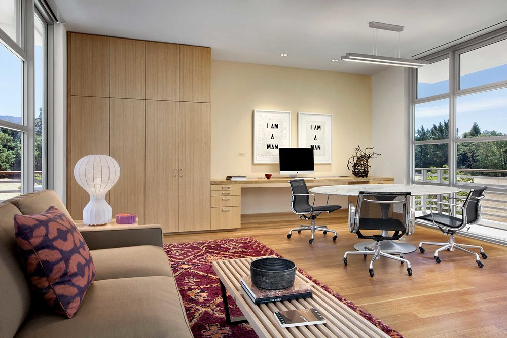 Owner's Private Office