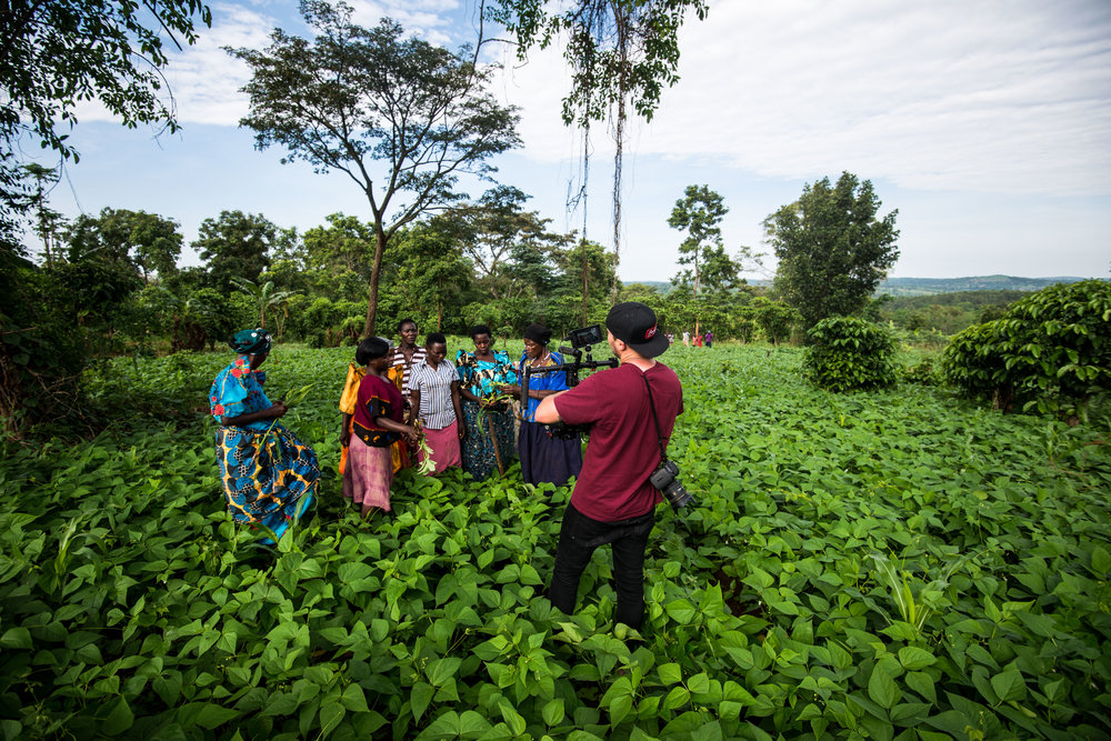 Western Uganda, 2017.   Pic by: Rhys Morgan Images
