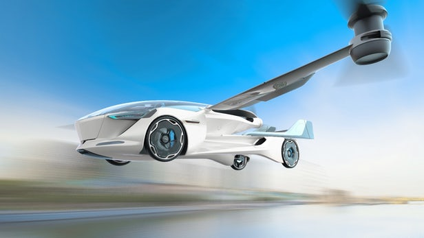 Will concepts like the newly unveiled AeroMobil 5.0 VTOL ever take off?