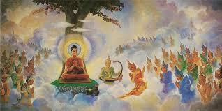 Buddhism's core tenant is a separation from physical attachment and physical stimuli...Nirvana.