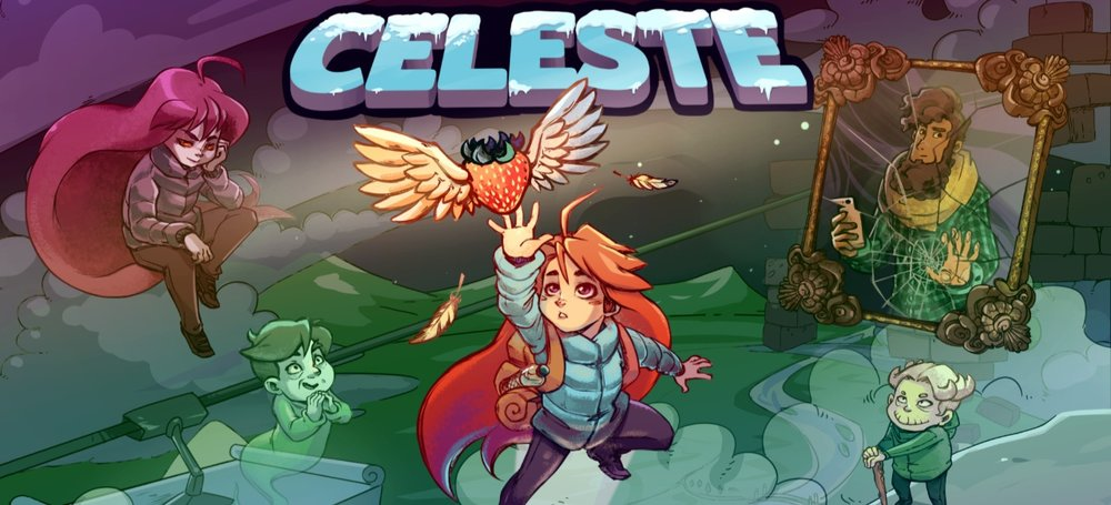 """Celeste"" and Learning to Live with My Demons"