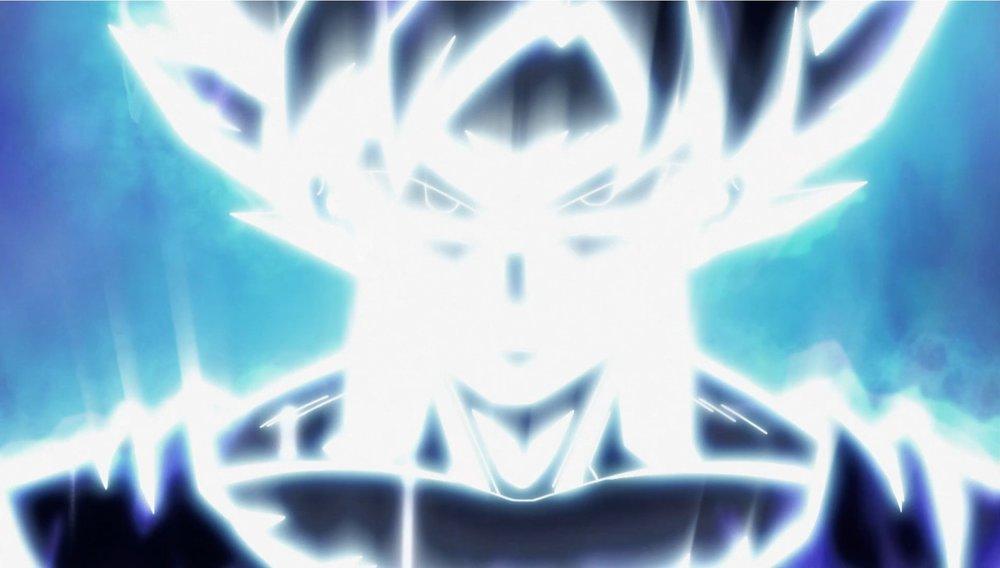 Goku Masters Ultra Instinct, Basically Becomes Jesus