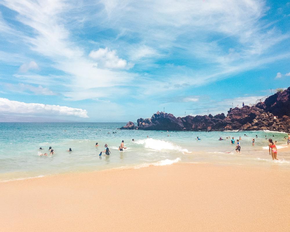 Kaanapali beach resort Maui Hawaii
