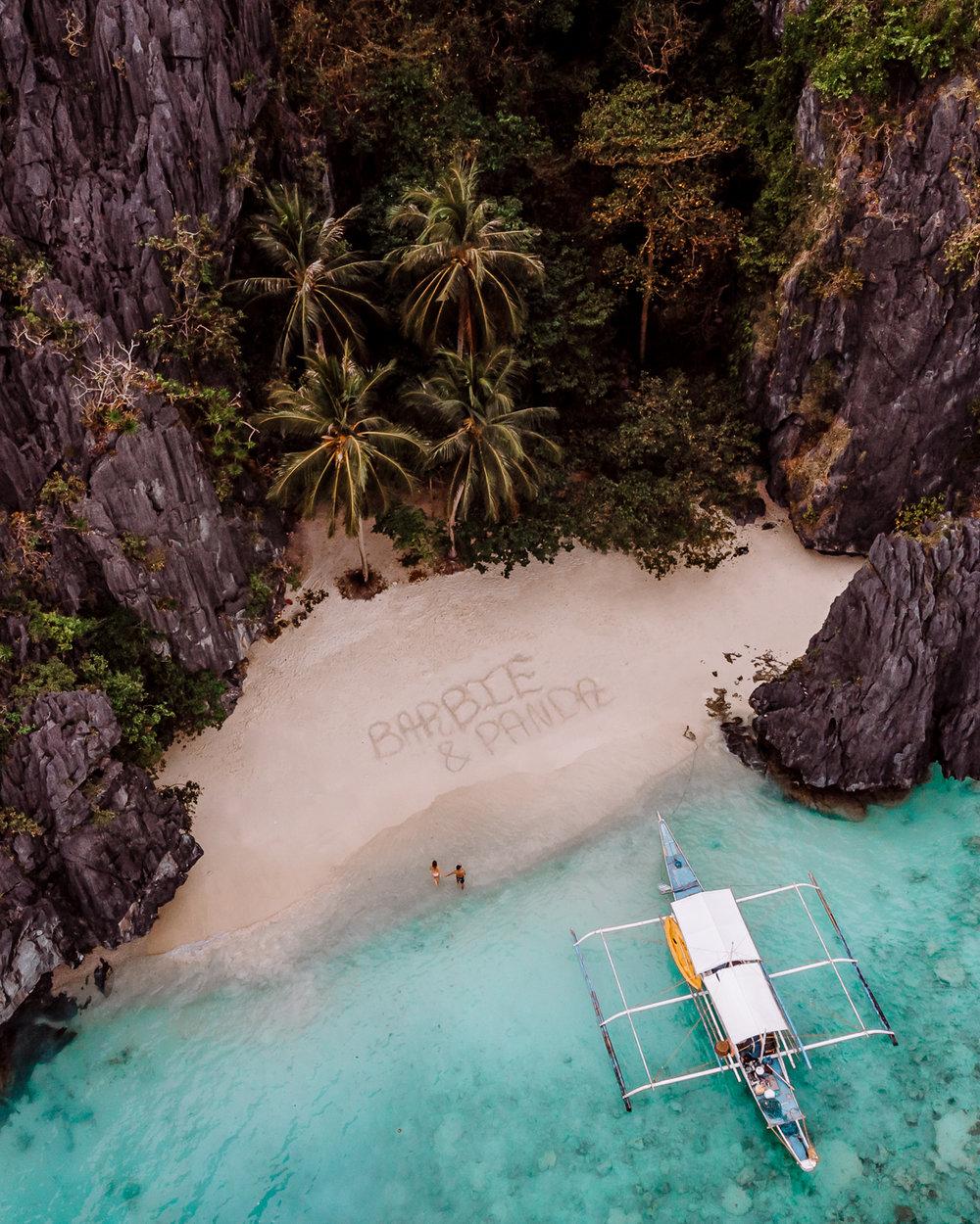 best islands in coron