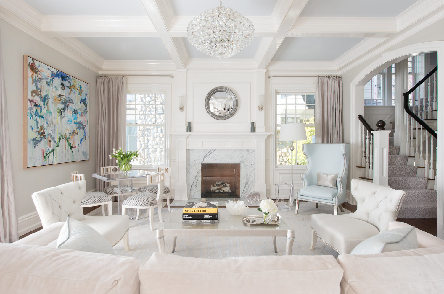 Uptown Townhouse | Designer Home | Graceful Home | Luxe Source — MHH 2