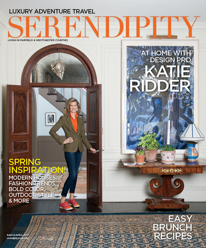 SERENDIPITY MARCH/APRIL 2017