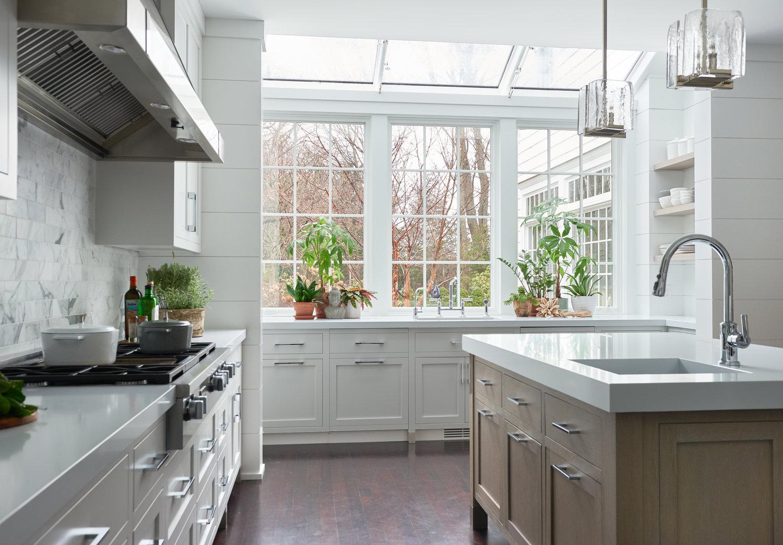 Modern Kitchen Organic Design Home Interior Design Morgan