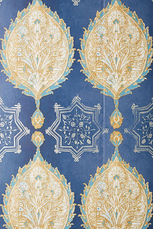 Anthropologie Surface Pattern Roundup | Wall Art + Wallpaper ...