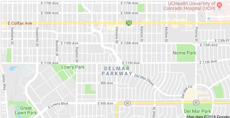 Map of Del Mar Parkway.JPG