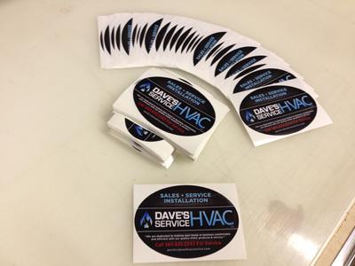 Logo Stickers Battle Ground Vancouver Camas WA