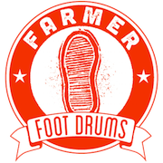 Dagan is a sponsored artist of Farmer Foot Drums and a user of their DownBeat foot pedal.