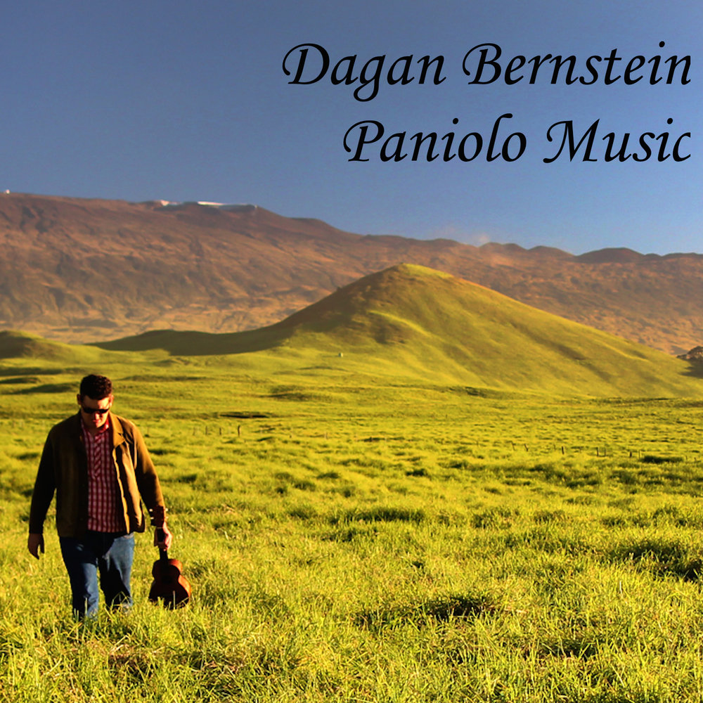 "Paniolo Music - The musical tradition of the paniolo in Hawai`i spans almost two hundred years from the first slack key music of the early 1800s. Dagan Bernstein maintains these traditions with his Hawaiian Country music album ""Paniolo Music"" (2015). This collection of eleven original songs is the winner of the 2016 Big Island Music Awards Country/Folk album of the year."