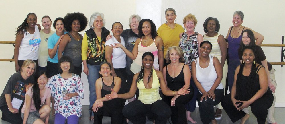 Nia and African Healing Dance Therapy Workshop in San Leandro, CA