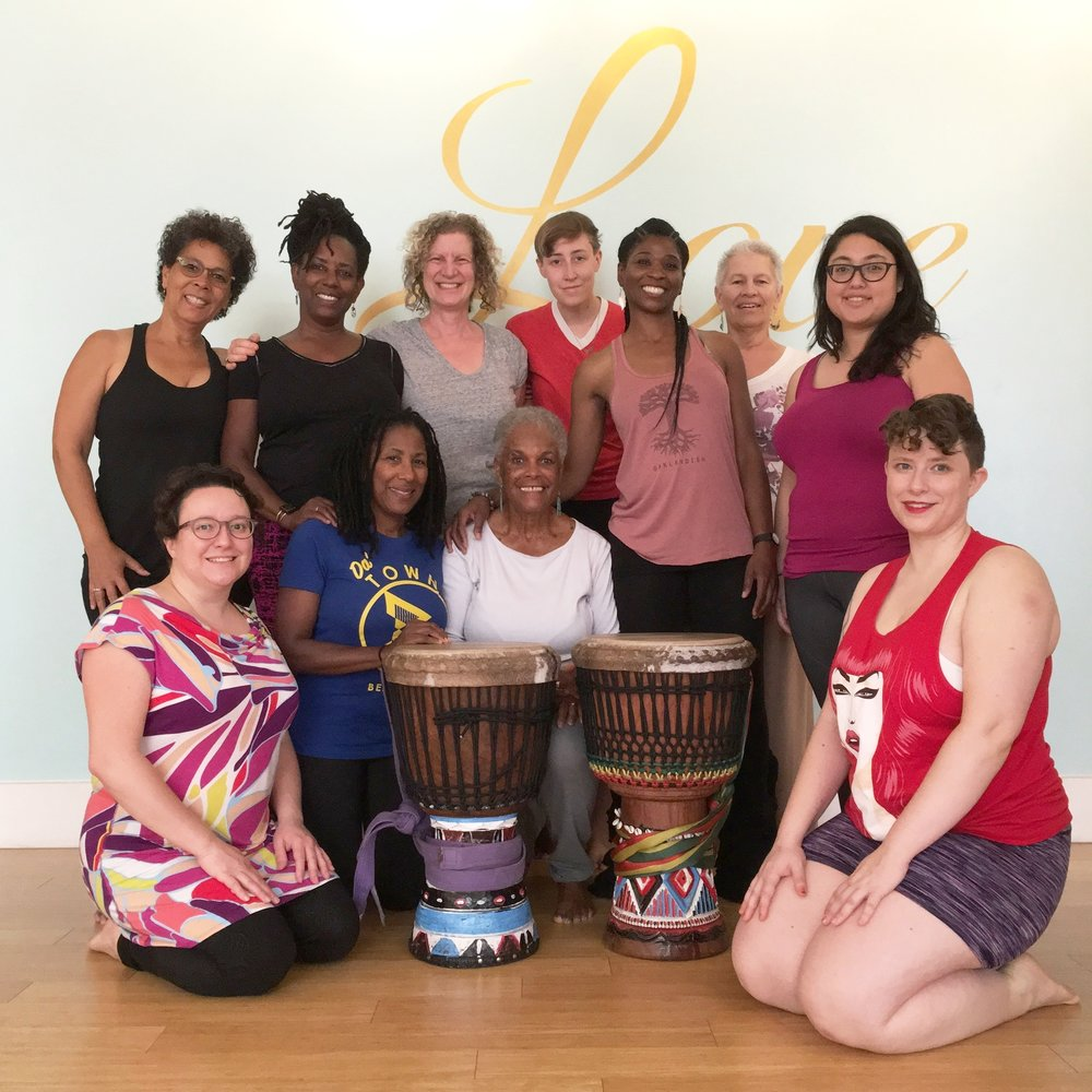 - Healing Through Freedom and Form: A Nia Workshop at Anasa Yoga Studio in Oakland, CA