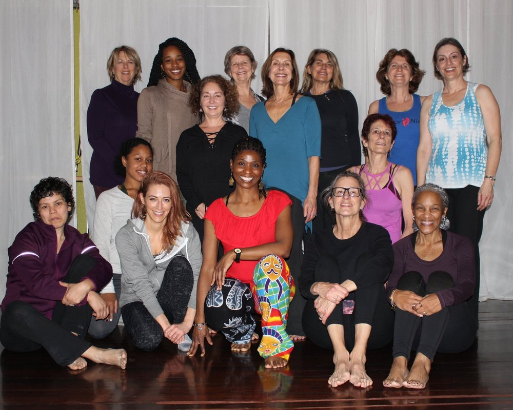 Farcia's Nia Workshop featuring African Healing Dance Therapy