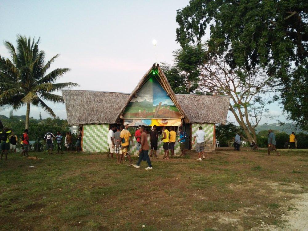 Chiefs' Nakamal in Port Vila