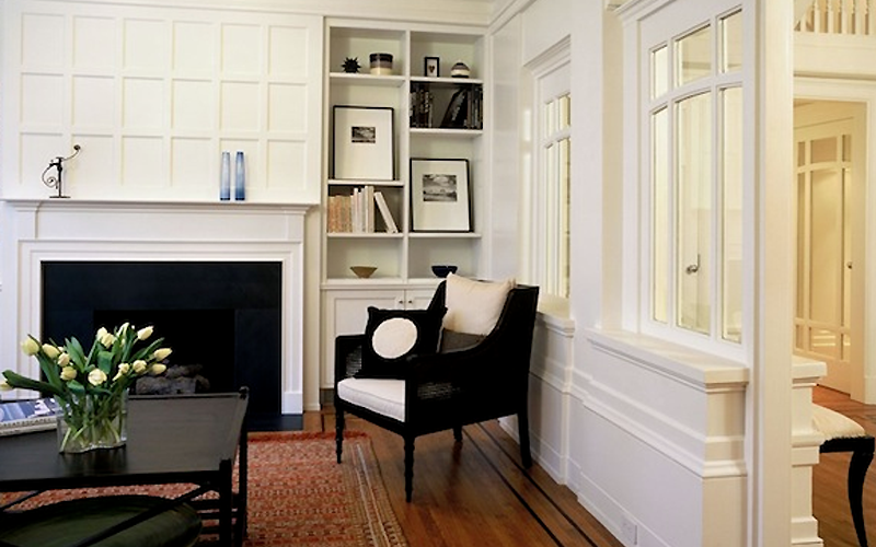 See: All White Rooms (Caitlin Wilson Blog)
