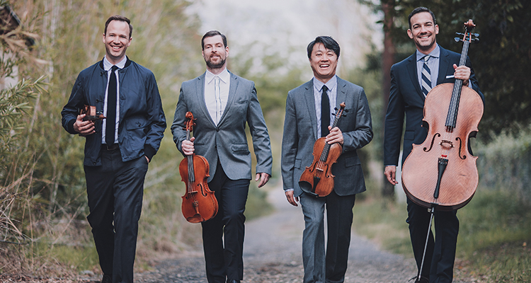 Miró Quartet Ensemble
