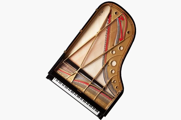 Piano Services - Our complete line of piano services includes tuning, repair and restoration, purchase or consign, rentals, moving, and storage.