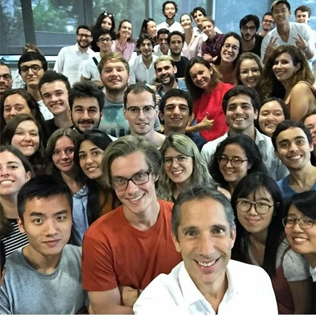 End of the innovation course with 55 students of MSc in Management at ESSEC Asia Pacific #repost @xpavie #ESSEC #highered #AsiaPacific #Singapore