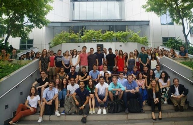 A warm welcome to our new batch of students of the MSc in Management program in the Global Manager in Asia track ! #Singapore #students #highered #MScinManagement #AsiaPacific #ESSECAsiaPacific