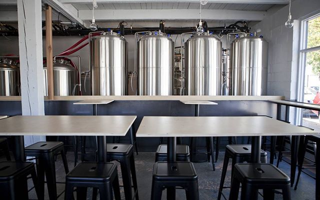Faculty's where it's at! Here's a peak at the space we will be exhibiting at April 15th. Come along for the launch of #Amarillo a refreshing new Pale Ale and for some equally refreshing new Art work from the Square one team.  #Amarillo2018 #Sqonecollective #Facultybrewing #Spring #Vancouver #artevents #exhibtion #vancity #vancouverartists #madeinvancouver #artshow #brewery #paleale #alternativeartshow  Photo credit to Amanda Siebert