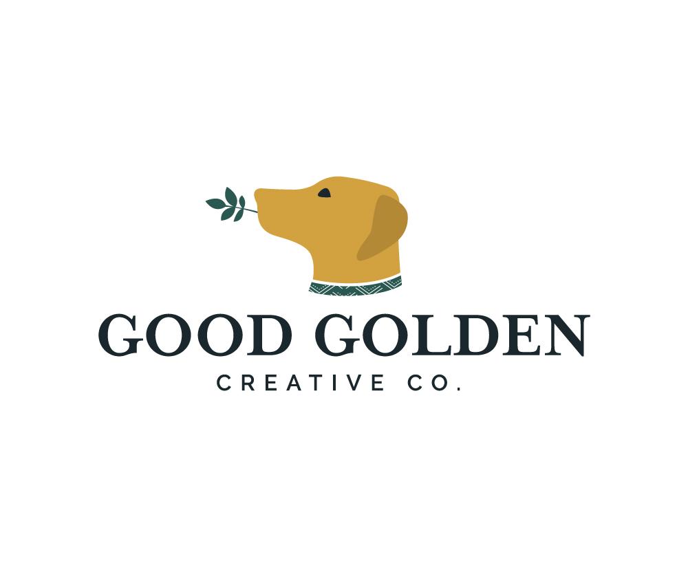 GoodGoldenCreativeCo_MainLogo