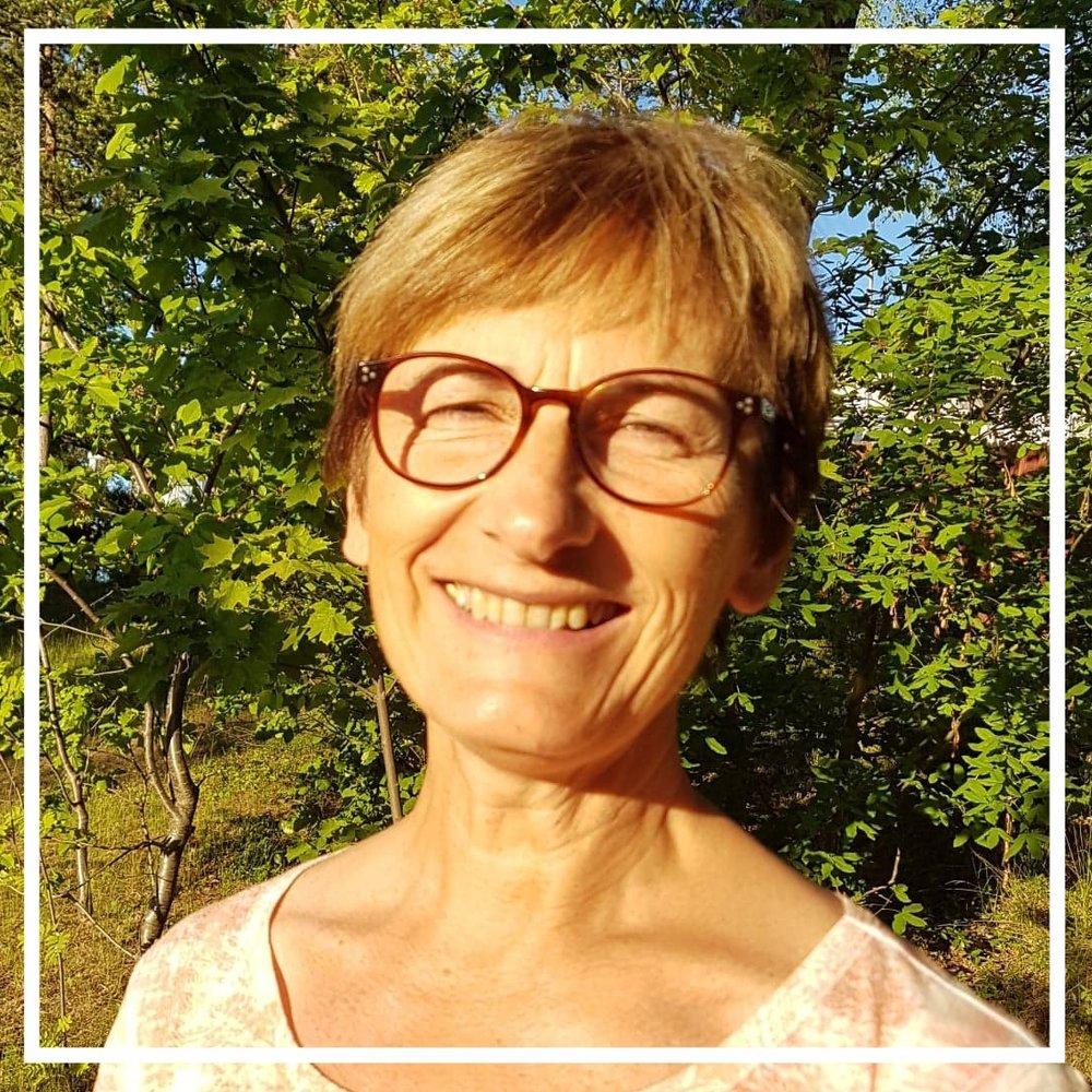 Elisabeth Freij Mediyogainstruktör