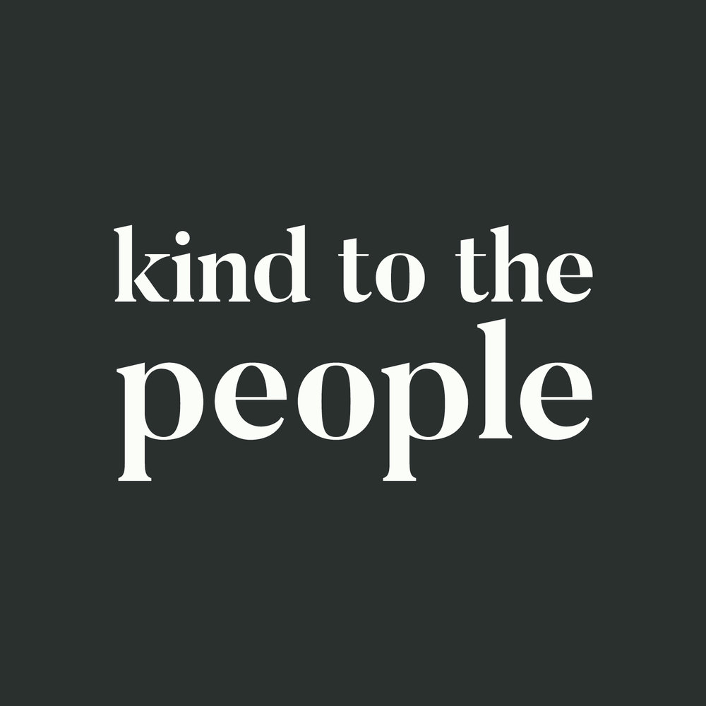kind to the people