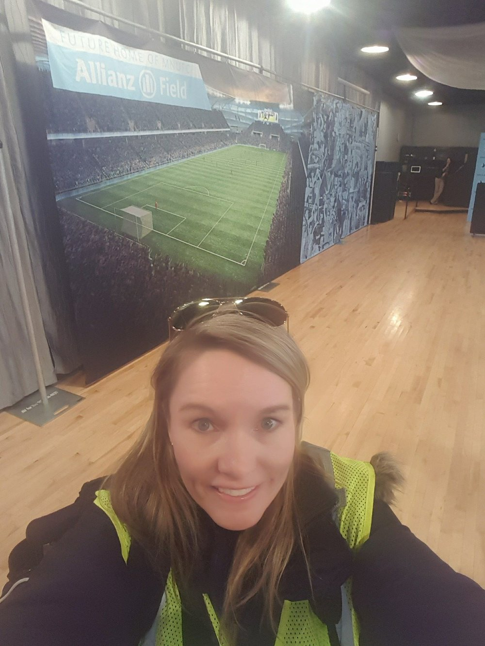 Minnesota United Soccer New Stadium Event