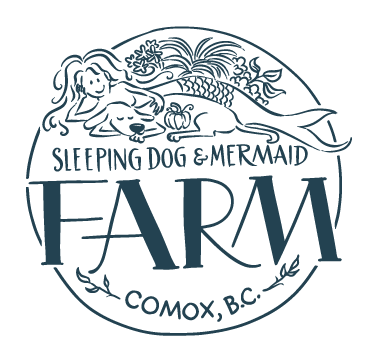 Sleeping Dog & Mermaid Farm